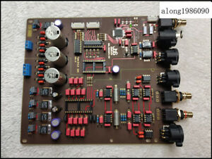 Philips Hifi Forum Tenth Anniversary TDA1541 DAC Board Semifinished