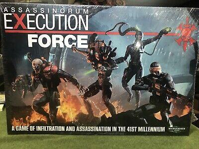 Assassinorum: Execution Force - New Boardgame English Warhammer 40000 40K