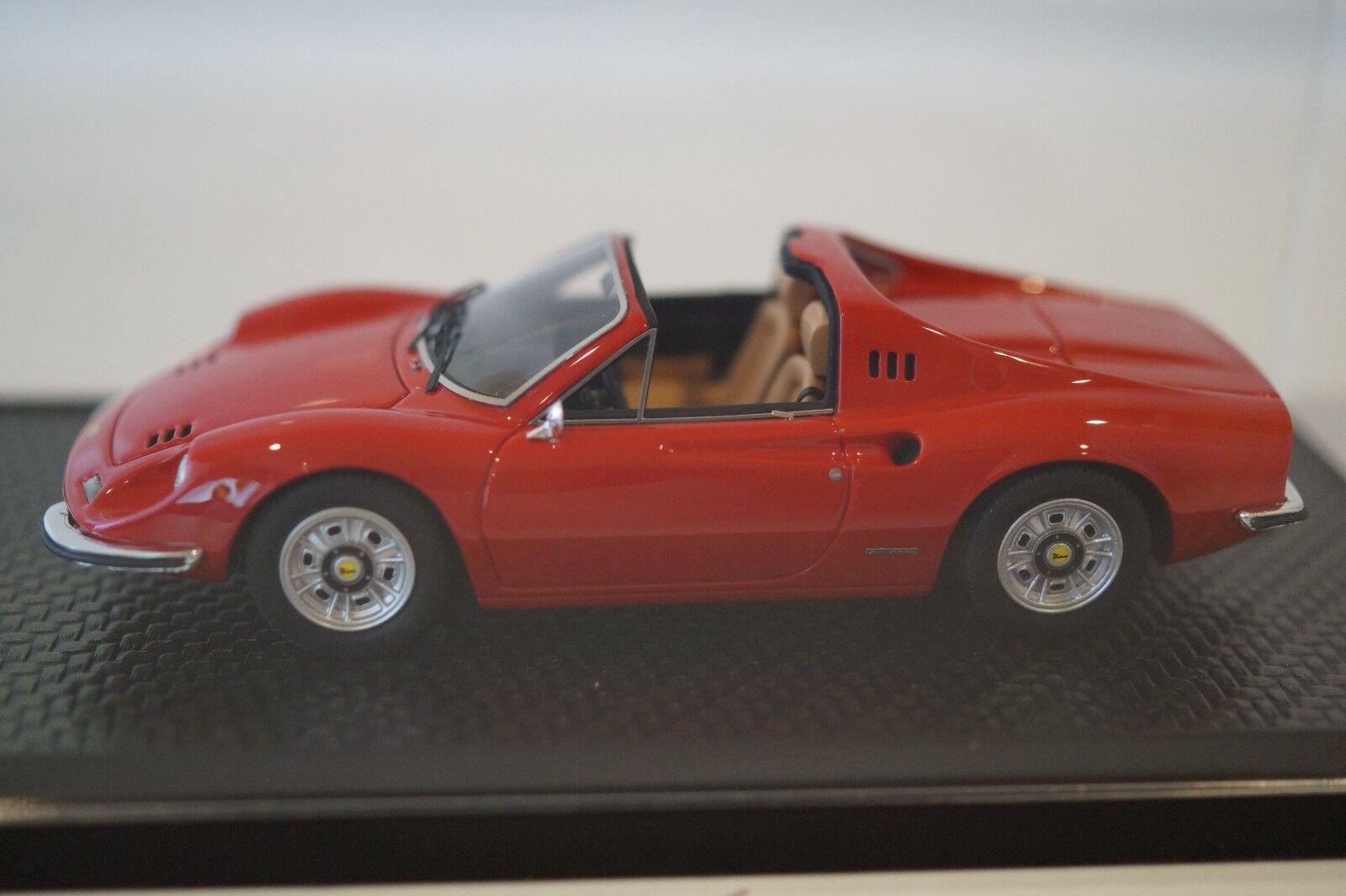 Ferrari 246 GTS Dino 1972 by BBR 1 43 red Corsa (Red)