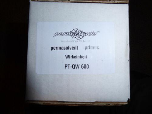Permatrade Permasolvent Primus Wirkeinheit  PT QW 600 *NEU*