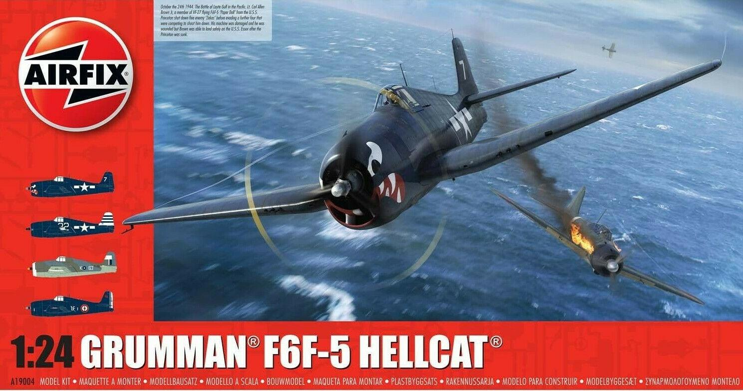DYNAM F6F HELLCAT dosel
