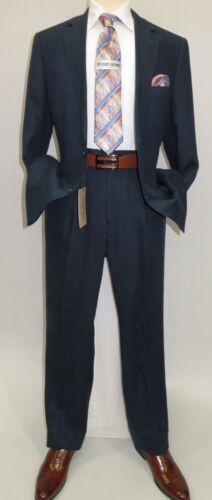 Men/'s Summer Linen Suit Apollo King Half Lined 2 Button European LN2 Navy Blue