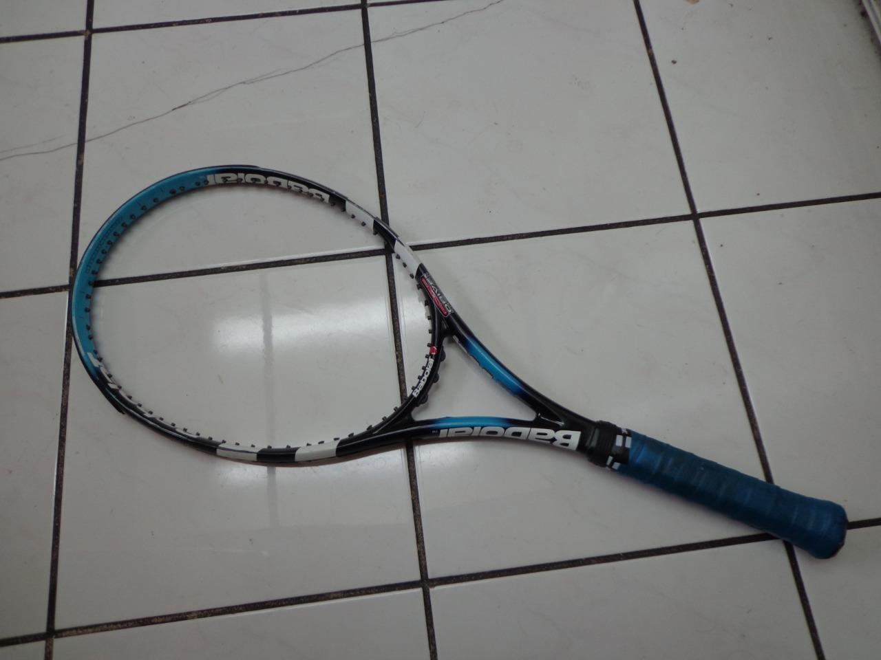 Babolat Pure Unidad Equipo 100 cabeza 27 in (approx. 68.58 cm) 4 1 2 Grip Tenis Raqueta