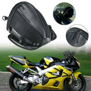 Motorcycle-Tail-Back-Seat-Storage-Carry-Hand-Shoulder-Waterproof-Saddle-Bags