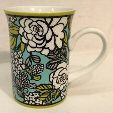 Vera Bradley Island Blooms Coffee Cup Mug Tea Cup