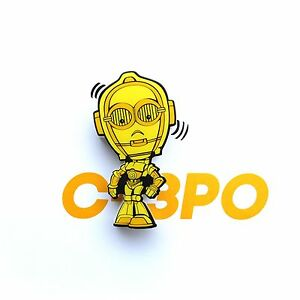 Star-Wars-C-3PO-3D-LED-Decor-Mural-Clair-Neuf-Eclairage