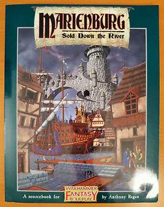 Marienburg Sold Down the River Warhammer Fantasy Roleplay NEAR MINT ...