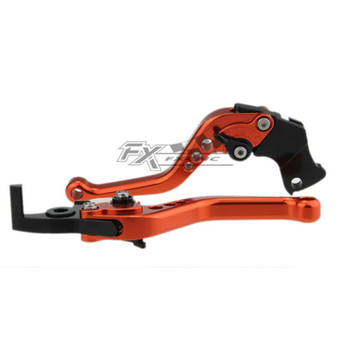 CNC Clutch /& Brake Levers For Honda CBR600RR 2003-2006 CBR954RR 2002 2003 FXCNC
