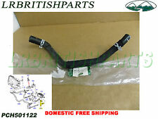 LAND ROVER HOSE OIL COOLER RANGE ROVER SPORT SUPERCHARGED OEM NEW PCH501122
