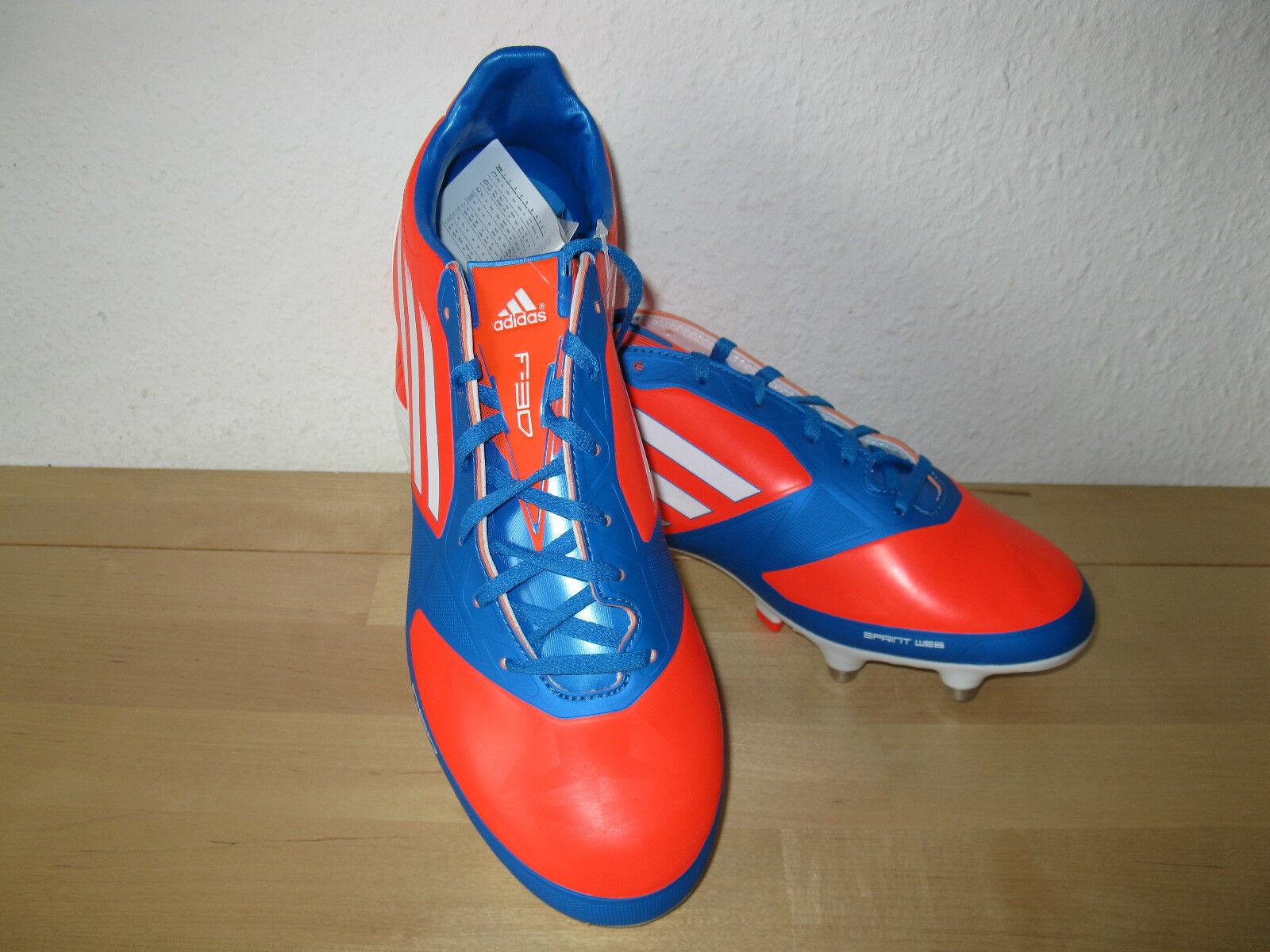 Adidas F30 TRX Sg Adizero Men's Soccer shoes Studs Nip