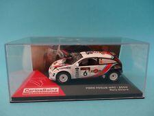 FORD FOCUS WRC 00 #6 - CARLOS SAINZ - RALLY CHIPRE 2000 - 1/43 NEW IXO ALTAYA