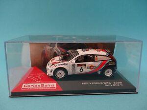 FORD-FOCUS-WRC-00-6-CARLOS-SAINZ-RALLY-CHIPRE-2000-1-43-NEW-IXO-ALTAYA