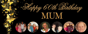 Personalised-Birthday-Party-Banner-30th-40th-50th-60th-ANY-NAME-AGE-Butterflies