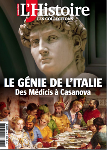 Magazine L'HISTOIRE hors-série n°84 ( en PDF) - Le Génie de l'Italie : Casanova