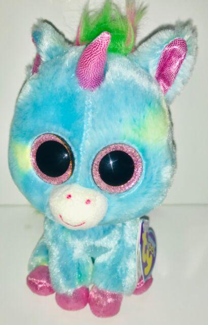 c0265026099 Ty Beanie Boo Boos Treasure Multi Color Unicorn 6