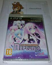 Hyperdimension Neptunia Mk 2 RPG Rare PS3 New Sealed UK PAL Sony PlayStation 3