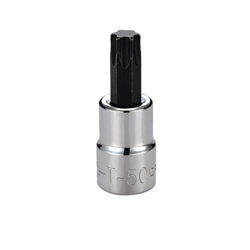 Drive Torx Bit Sockets Drive or 3 pc 1//4 in Craftsman Internal 3//8 in Choose