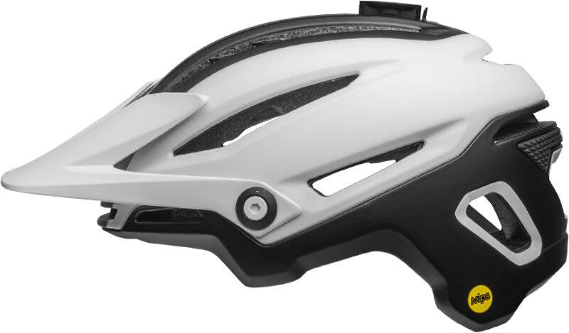 Bell Sixer MIPS MTB Bike Helmet Matte blanco negro