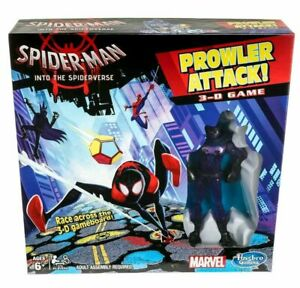 Marvel Spider-Man Spider-Verse Marvel's Prowler 6 Inch Figure New in Package