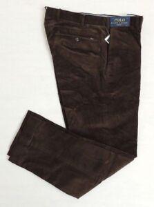 145-Polo-Ralph-Lauren-Slim-Fit-Dress-Casual-Classic-Corduroy-Pants-29-30-32-34