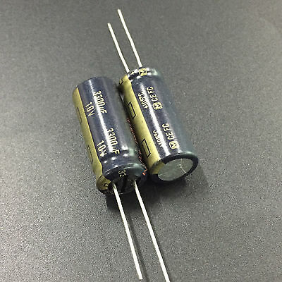 5pcs 10V 3300uF 10V ELNA RJH 12.5x35mm Super Low Impedance Audio Capacitor