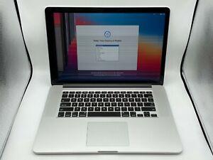 MacBook Pro 15 Retina Mid 2014 MGXC2LL/A 2.5GHz i7 16GB 512GB - Damage LCD
