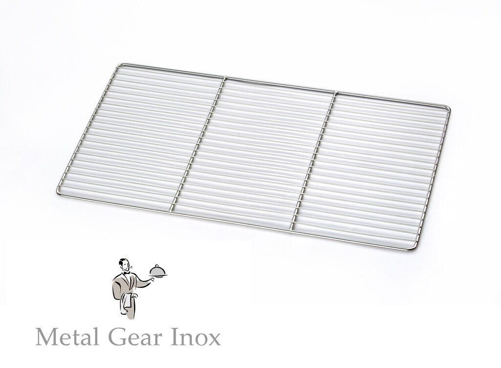 30 Grilles inox GN 1/1 ( 325 x 530 mm) (  ( mm) Lot de 30 ). 7c76d8