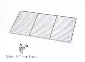 Grilles Inox Gn 1/1 ( 325 X 530 Mm) ( Lot De 10 ). Ztqqpw2b-08005743-853023316