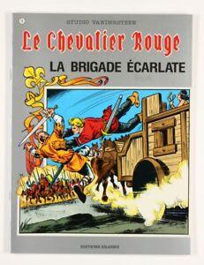 BD prix réduit Chevalier Rouge (Le) La Brigade écarlate