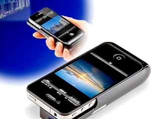 Aiptek-i50S-DLP-35-ANSI-Compact-Pico-Pocket-Projector-for-iPhone-CLAERANCE