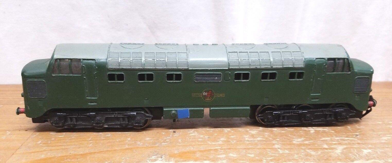 Vintage Hornby Dublo Locomotora 21380 6-0-6 de los ferroCocheriles británicos 1021 Die Cast Ho