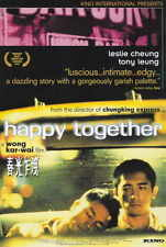 HAPPY TOGETHER Movie POSTER 11x17 Leslie Cheung Tony Leung Chiu-Wai Chang Chen