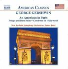 Gershwin: An American in Paris; Porgy & Bess Suite; Gershwin in Hollywood by James Judd (Conductor) (CD, Apr-2002, Naxos (Distributor))