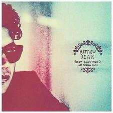 MATTHEW DEAR Body Language Vol. 7 CD NEW Get Physical GPMCD025 electronic house