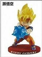 Dragonball Z Kai New Deformed Fighting Collection Android Figure SS Gokou Goku