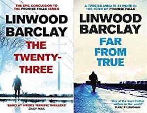Linwood-Barclay-2-Livre-Ensemble-Tout-Neuf-Livraison-Gratuite-Ru