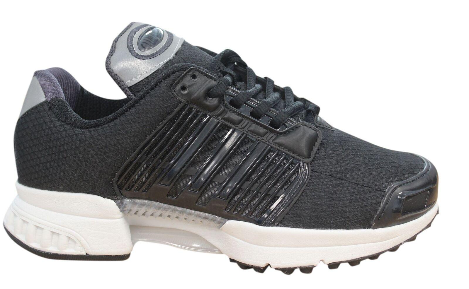Adidas Originals ClimaCool 1 Lace Up Black Textile Mens Trainers BA7156 D91
