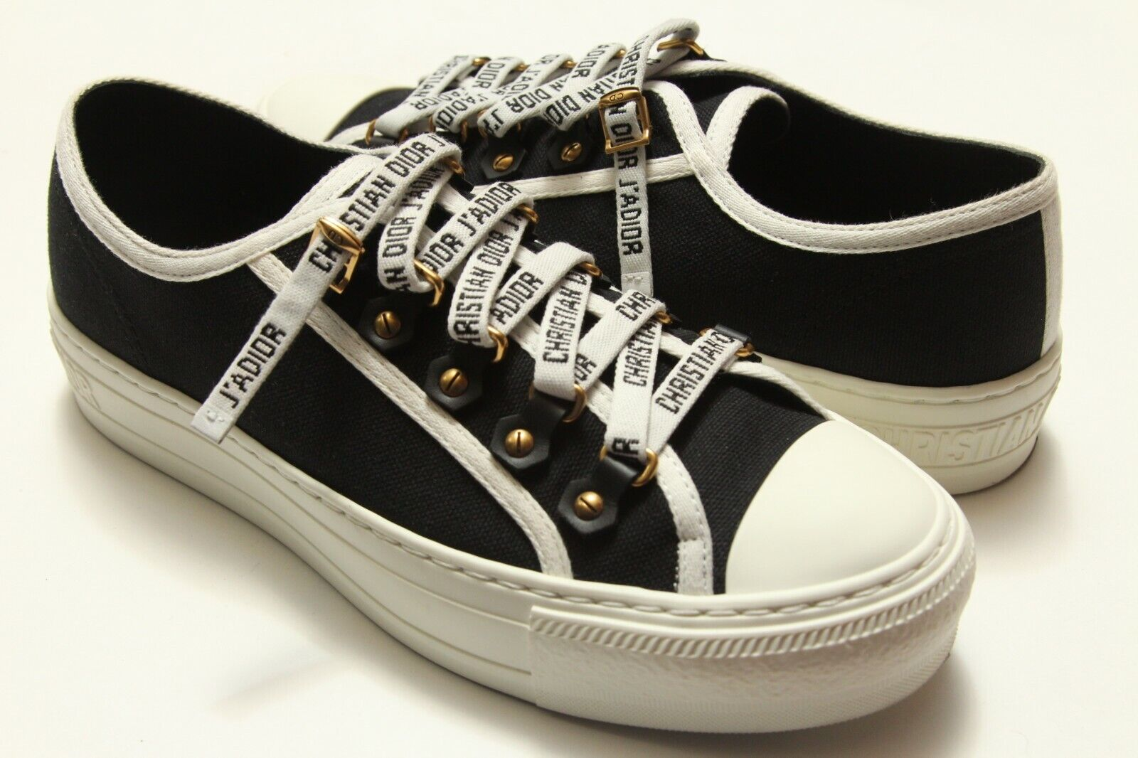 christian dior low top sneaker
