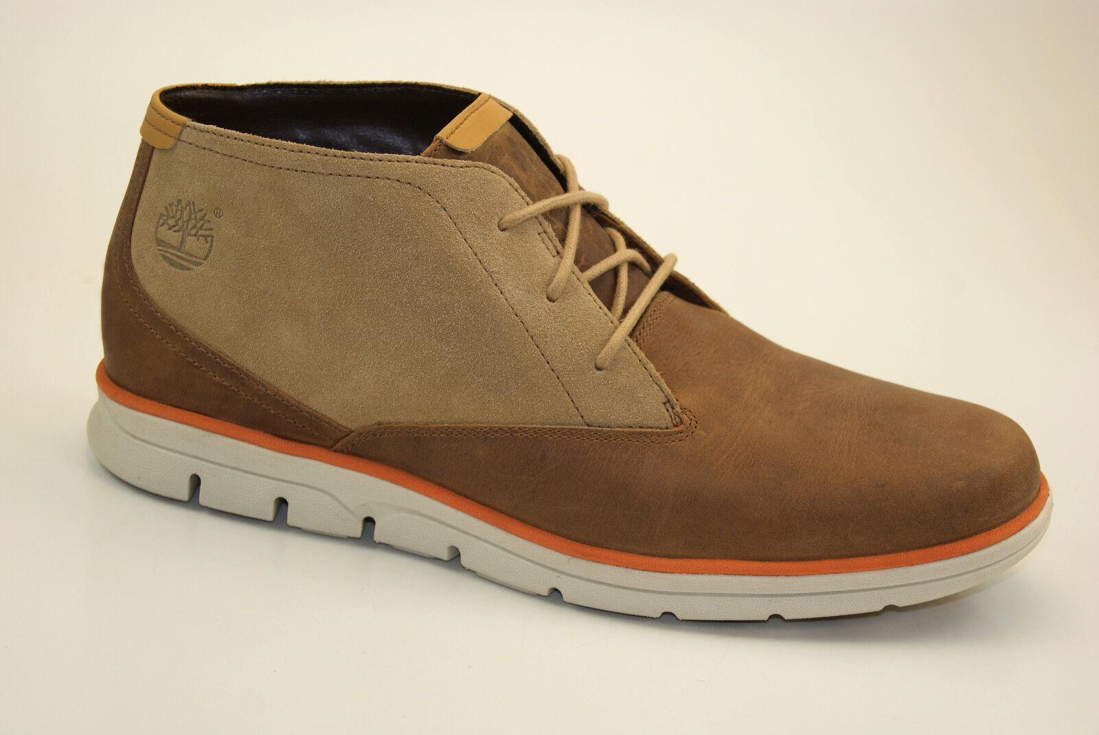 Timberland Bradstreet Chukka Boots Ultra Light Men Lace Up Shoes A15PS