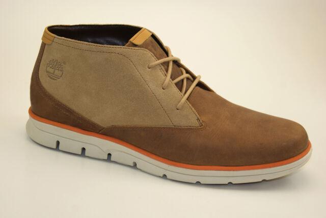 revisa precio de calle precios baratass Timberland Bradstreet Chukka Boots Ultra Light Men Lace up Shoes ...