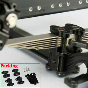 Lesu-Upgrade-metal-suspension-Fastener-kit-para-1-14-Tamiya-RC-tractor-camion-Car