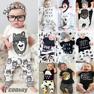 sommer festlich fleece jogginganzug baby kinder anzug boys tracksuit schlafanzug ebay. Black Bedroom Furniture Sets. Home Design Ideas