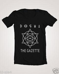 Dogma-Incubus-The-Gazette-Black-T-Shirt-Unisex-Adult-Size-S-M-L-XL