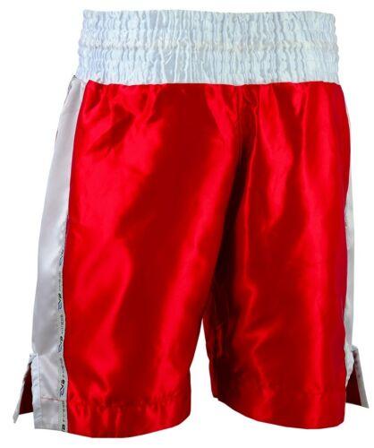 Evo Herren Boxen Wettkampfhose Mma Kickboxen Kriegerisch Arts Ausrüstung Muay