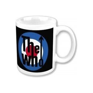 The Who Target Logo Cup Mug Official Licensed Product