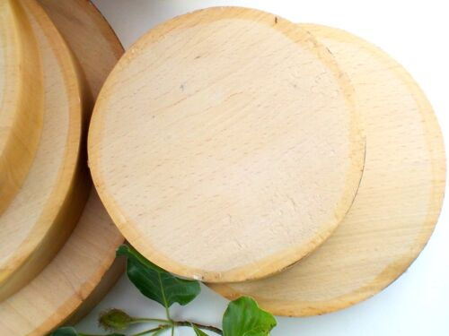 50mm thick. English Beech wood turning bowl blanks
