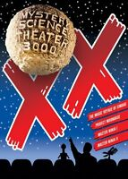 Mystery Science Theater 3000 Volume Xx Sealed 4 Dvd Set Mst3k