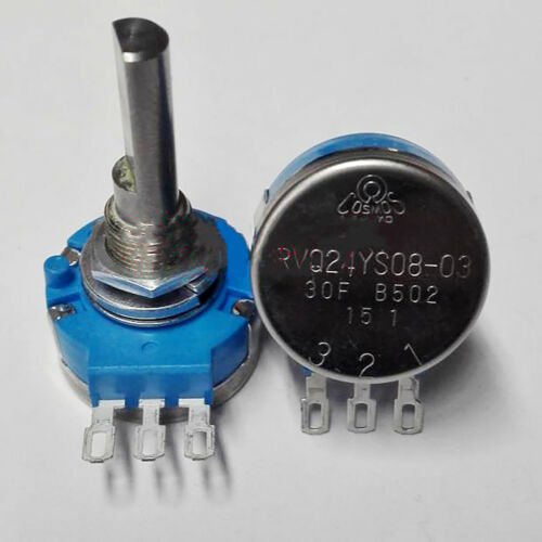 RVQ24YS08-03 30F B502 Potentiometer Effektiver Winkel 45 ° Elektroroller Ersatz