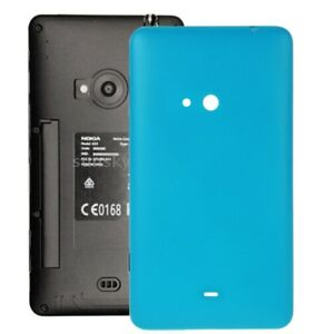 super popular 95ce4 198eb Details about Housing Battery Back Cover with Side Button for Nokia Lumia  625 (Blue)
