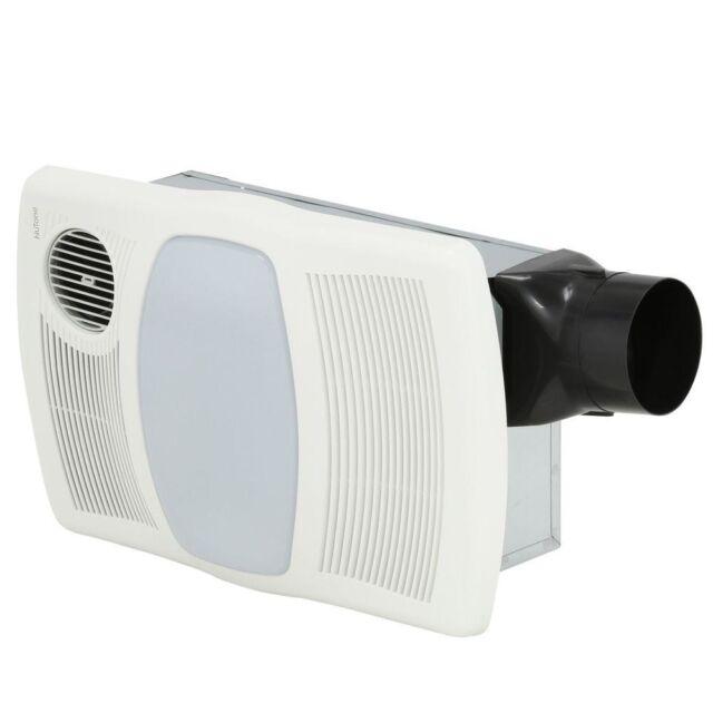 Bathroom Exhaust Fan Light 1500-Watt Heater Recessed ...